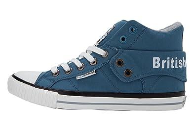 British Knights ROCO - Herren Sneaker/High-Top-Schuh ej7D7JkrZs