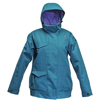 Chaqueta snow Sessions ración Jacket turquesa, turquesa ...