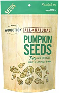 product image for Woodstock Farms, Pumpkin Seeds, 10.5 oz