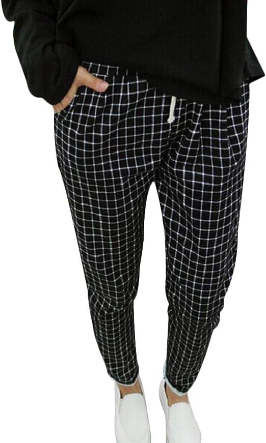 Botrong Mens Regular Fit Pants Cargo Pants Casual Trousers Work Long Pants