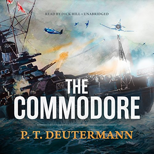 Bargain Audio Book - The Commodore  A Novel