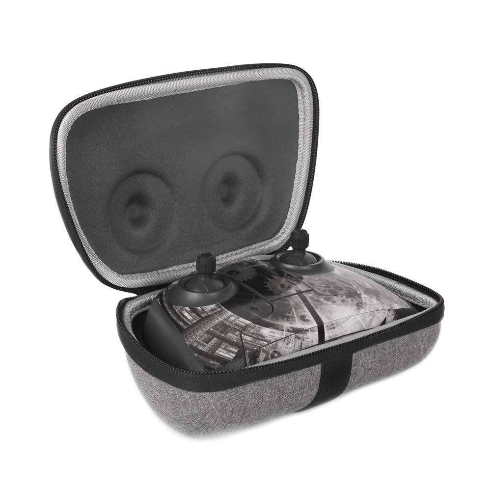RC GearPro Remote Controller Storage Bag Portable Carrying Drone Case Compatible Parrot ANAFI 4K HDR Camera Drone Handbag