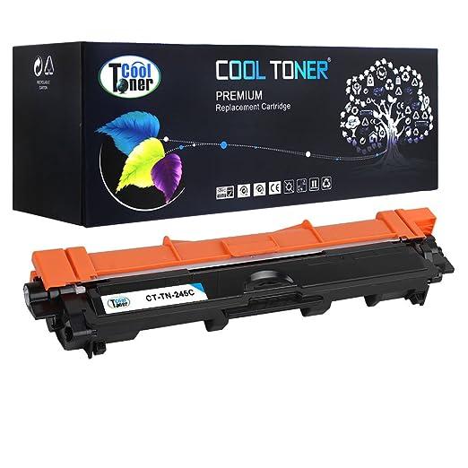 23 opinioni per Cool Toner compatibile TN-245C per Brother HL-3140CW 3142CW 3150CDW 3152CDW