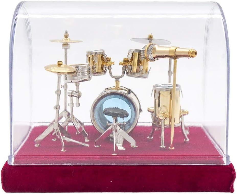 1:12 Scale Drum Of Saxa Table Salt Packet Tumdee Dolls House Miniature Kitchen
