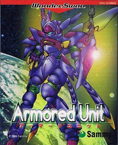 Armored Unit (Japanese Import Video Game) [Wonderswan]
