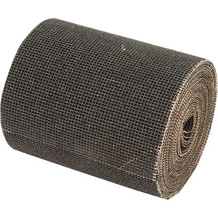 Silverline 634001 Sanding Mesh Roll, 5 m 60 Grit SLTL4