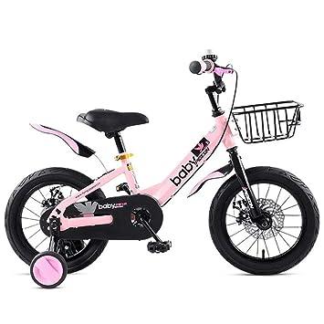KY Bicicleta niños Balance Bike Niños de Bicicletas por 3-10 años ...