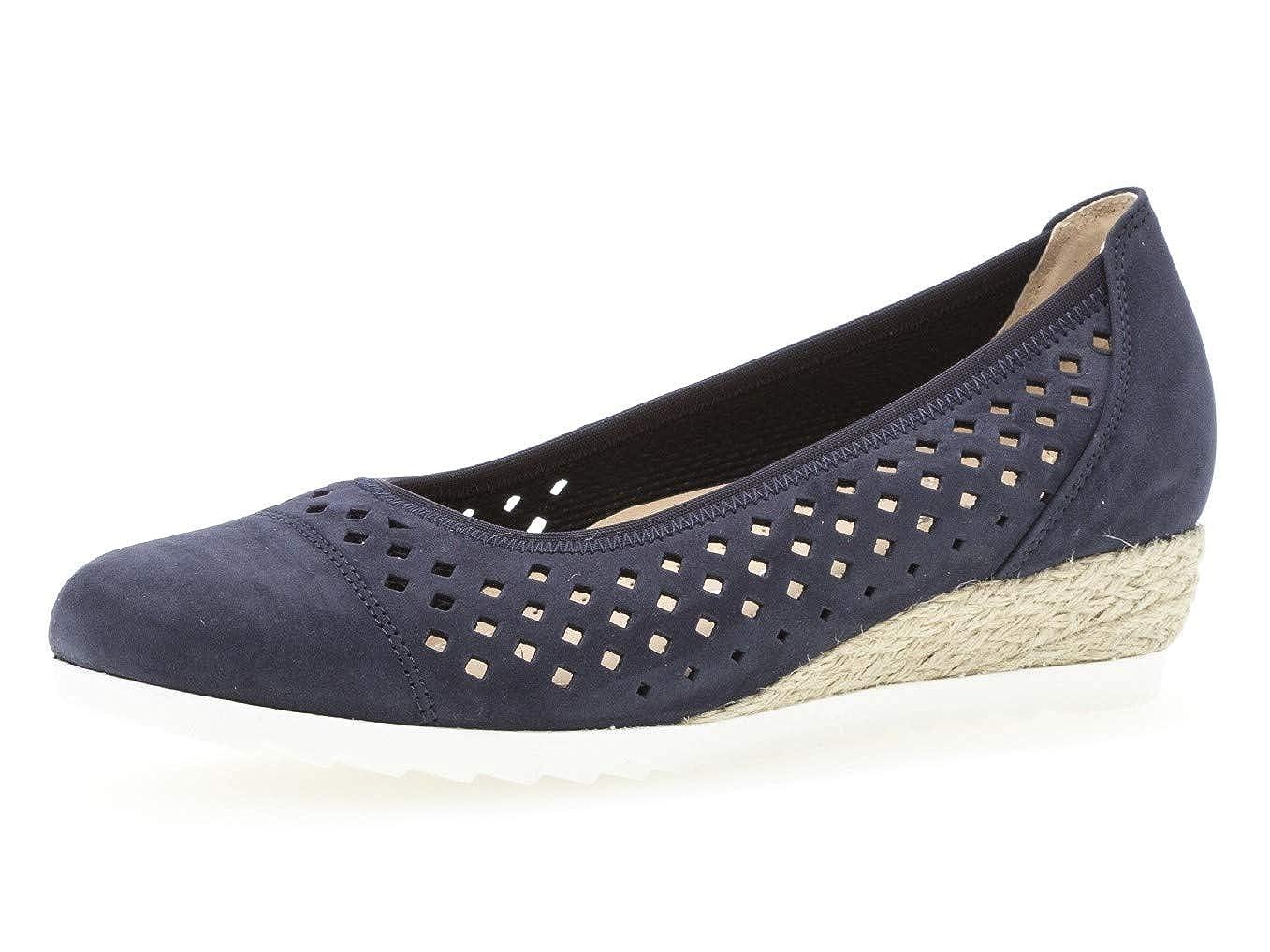 Gabor 22.642 Femme,Ballerines Classiques,Chaussures d/ét/é,classiquement /él/égant