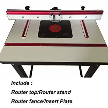 Complete Router Table System JOYWORK Precision Router Table System