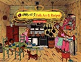 Hambone Folk Art and Recipes, Hambone Staff, 1453538526