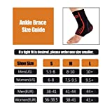 Senston 1 Piece Breathable Ankle Support Ankle