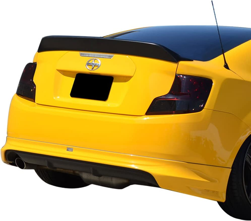 Spoiler for a Scion TC Coupe Factory Style Spoiler-Black Paint Code Accent Spoilers 202