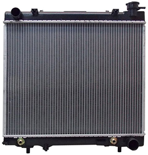 CSF 3454 Radiator by CSF
