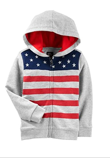 Image Unavailable. Image not available for. Color  baby B Gosh 4th of July  Hoodie 3-6 M fc9400591