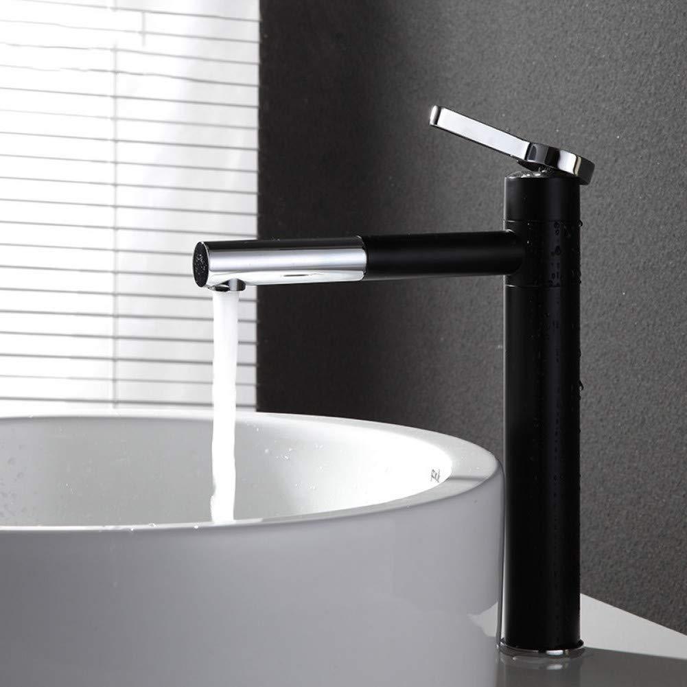B ZHFJGKR&ZL Mixer Bathroom Sink Faucet Basin Faucet Chrome Brass Faucet Faucet Basin Faucet-D