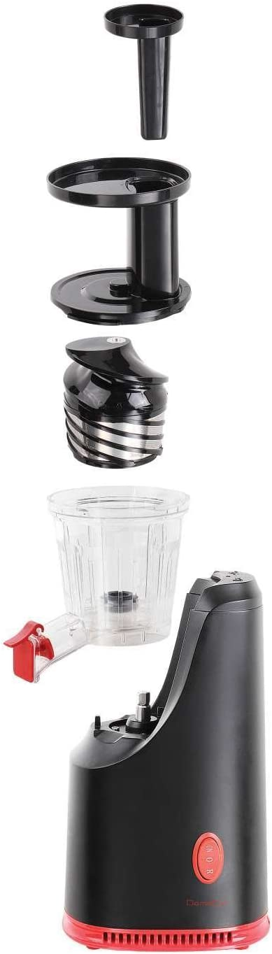 Licuadora con Recipiente de boquilla Exprimidor 500 ml picadora ...
