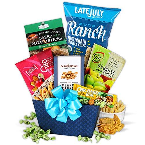 Gluten Free Gift Basket (Non Food Gift Baskets)