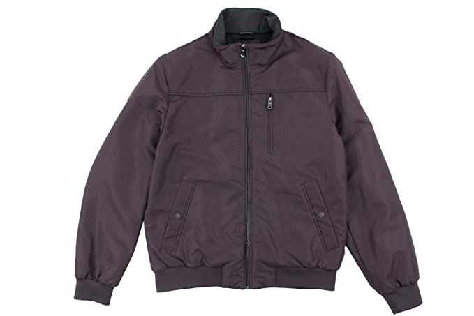 CHAQUETA GEOX M7420C-T0351-F8146 LIGHT GRAPE 54 Granate