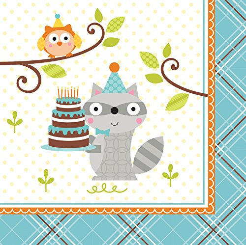 Creative-Converting-Ladybug-Fancy-Happy-Birthday-Luncheon-Napkins-16-Count