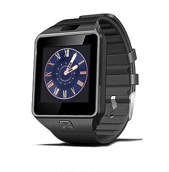 Smart Watch Pulsera Inteligente 512MB / 4GB Bluetooth 4.0 Real-Podómetro Tarjeta SIM Llamada Anti