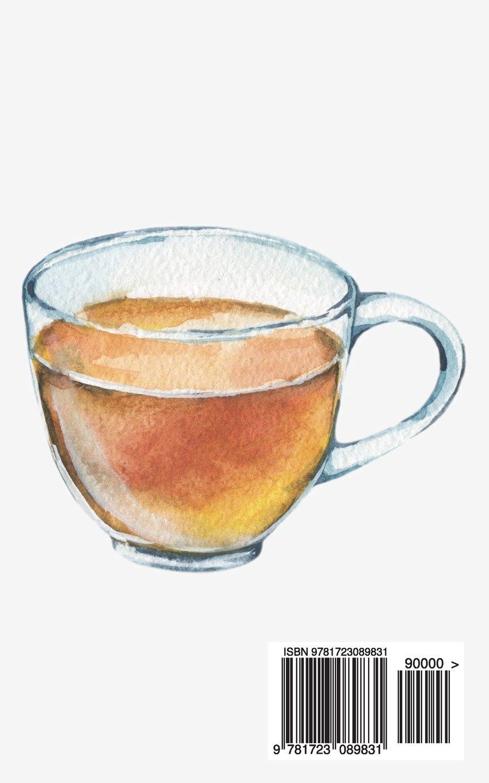 2019-2020 Planner Tea: Small Academic 2019-20 Agenda With ...