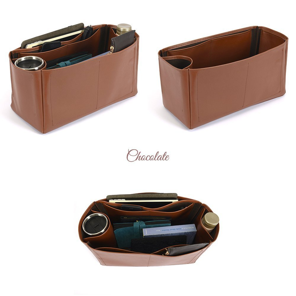 58b6005ad7 ... where to buy amazon birkin 40 deluxe leather handbag organizer leather  bag insert for hermes birkin