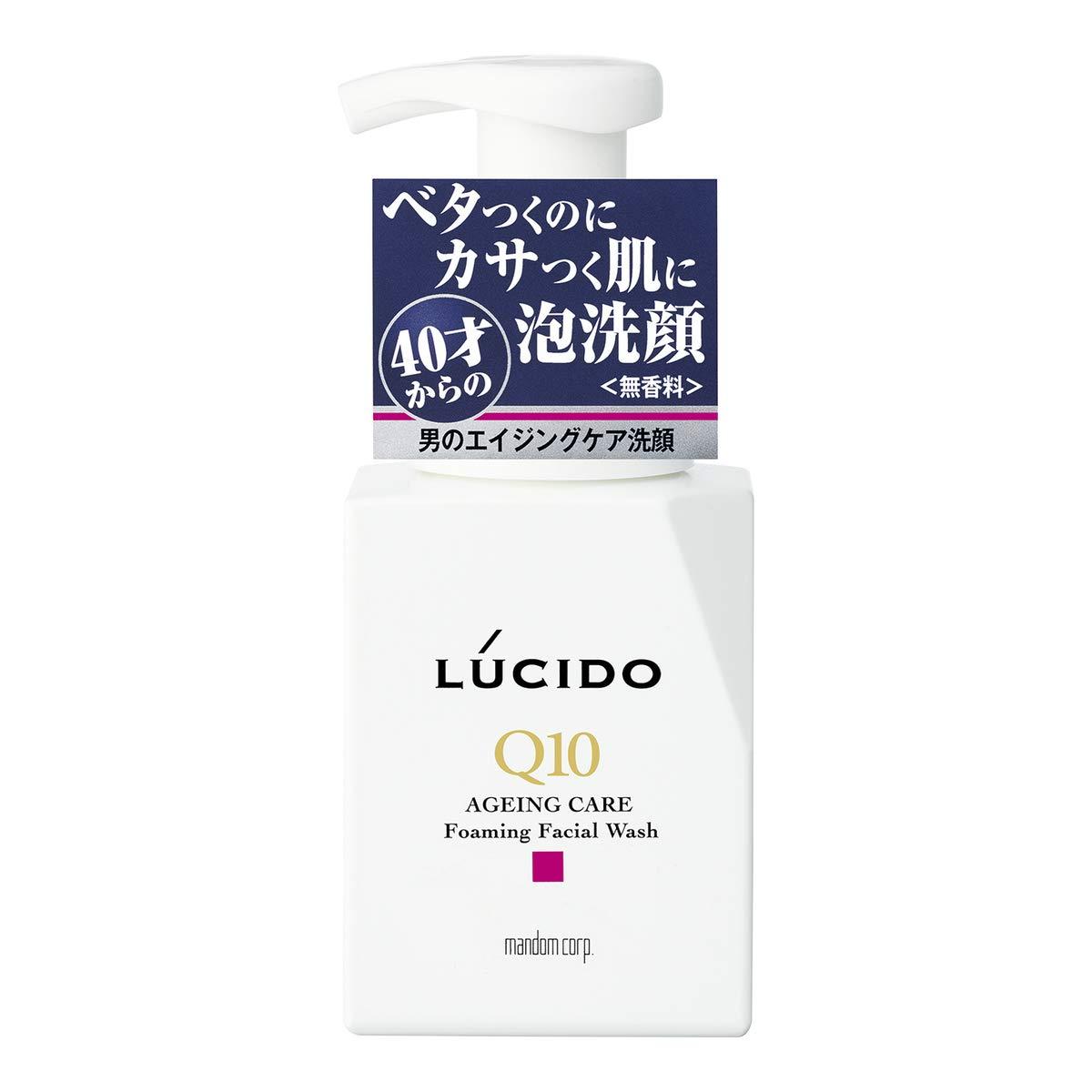 LUCIDO(ルシード) トータルケア泡洗顔 Q10のサムネイル