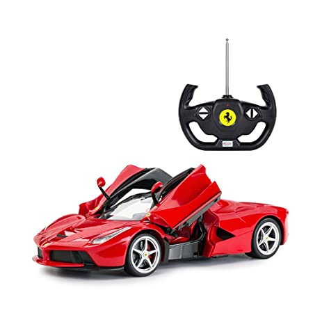 Beautiful Rastar 1/14 Scale Ferrari La Ferrari Radio Remote Control Model R/C Car Nice Ideas