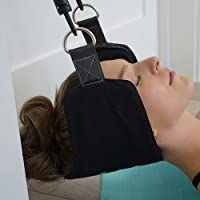 MLYZ H/ängematte f/ür Nacken,Hals H/ängematte Kopf H/ängematte f/ür chronische Nacken und Schulterschmerzen Bessere Hals Relax Tragbare