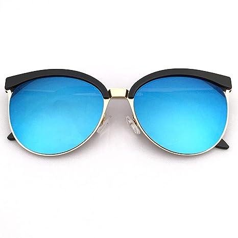 WKAIJC Colores Moda Gafas de Sol Hombres y Mujeres de ...