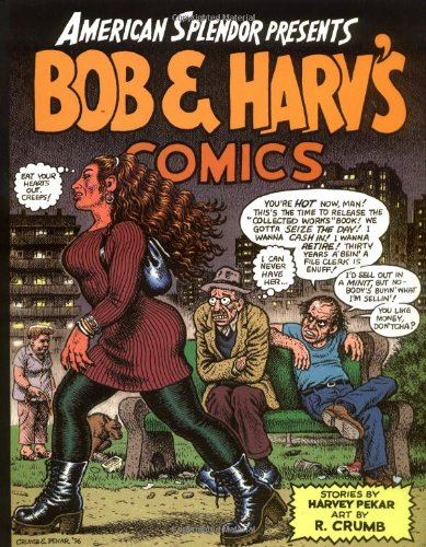 Bob and Harv's Comics