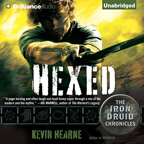 Bargain Audio Book - Hexed