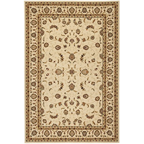Safavieh Majesty Collection MAJ4780-1111 Traditional Oriental Cream Area Rug (7'9'' x 9'9'') by Safavieh