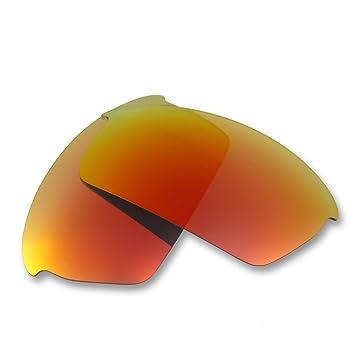 HKUCO Plus Mens Replacement Lenses For Oakley Bottlecap Sunglasses Blue Polarized 5g0LM3L1A