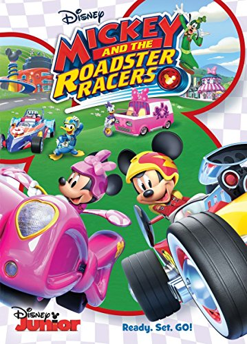 (Kirbis Mickey and The Roadster Racers Movie Poster 18 x 28 Inches)