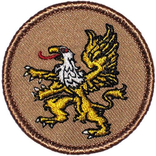 Golden Griffin Patrol Patch - 2