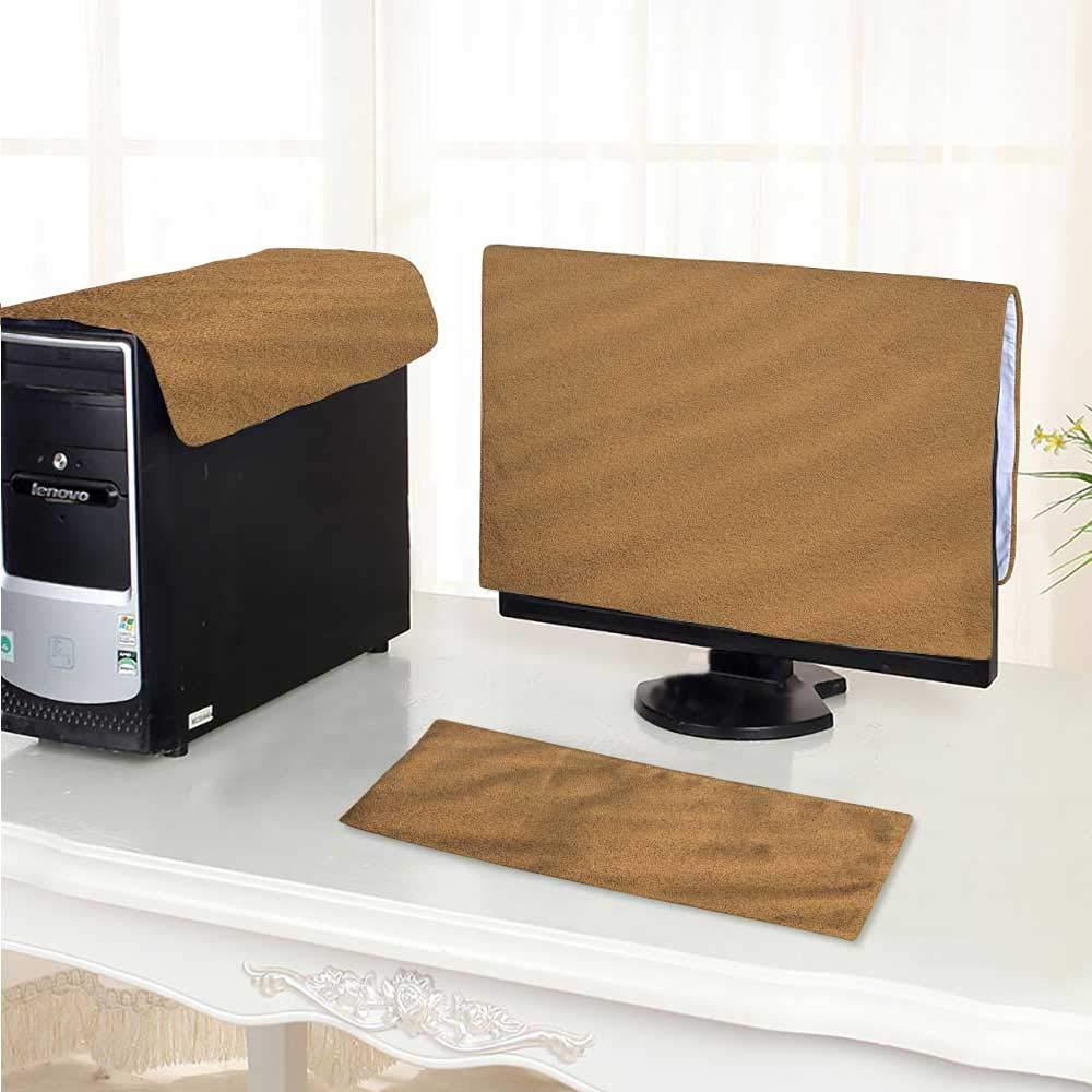 Philiphome フラットスクリーンプロテクター3ピース 竹の森 地上 帯電防止 ビニール/17インチ W29