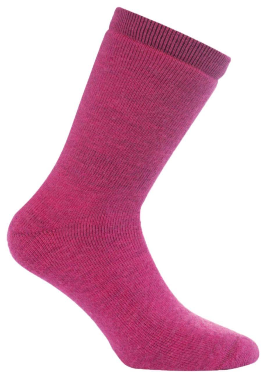 Woolpower Calcetines 400 Lana Merino Senderismo Rosa: Amazon.es: Zapatos y complementos