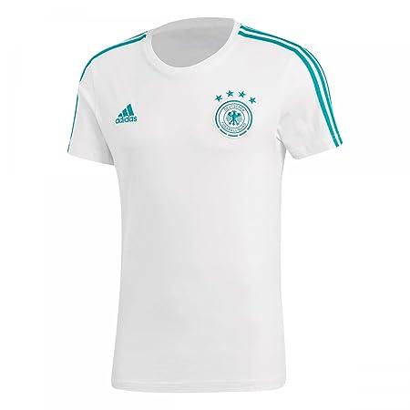 452442971aea1f adidas Performance Jungen Sport Freizeit Training T-Shirt Sport ID Tee blau  weiß