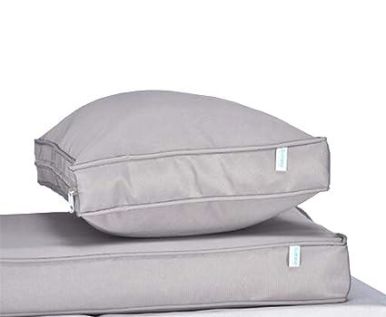 Amazon Com Gotland 6pcs Outdoor Sectional Sofa Cushion Cover Set
