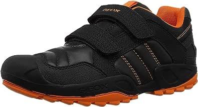 Geox J New Savage A, Zapatillas Unisex Adulto