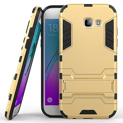 Amazon.com: Samsung Galaxy A5 (2017) híbrido caso, Galaxy A5 ...