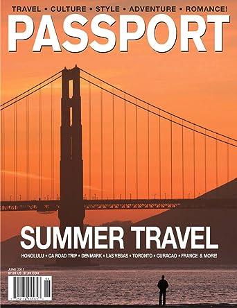 Amazon com: Passport Magazine: Kindle Store