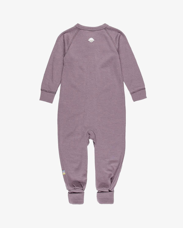 Joha Baby Kinder M/ädchen Schlafstrampler aus Merino-Wolle
