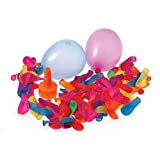 U.S. Toy GS683 Water Balloon Bombs with Filler(100 Bag)