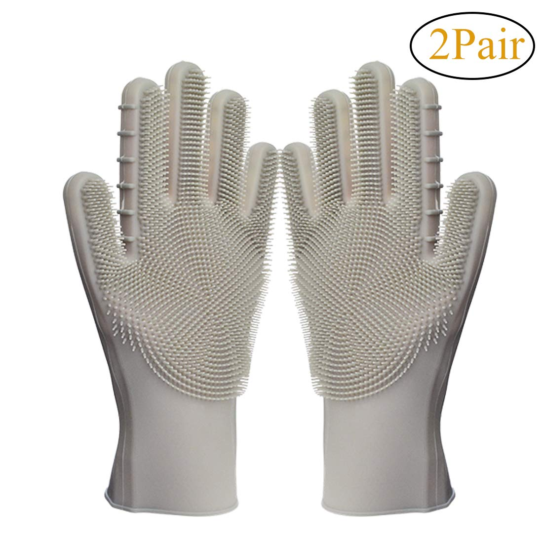 Poualass Dishwashing gloves 2 pair