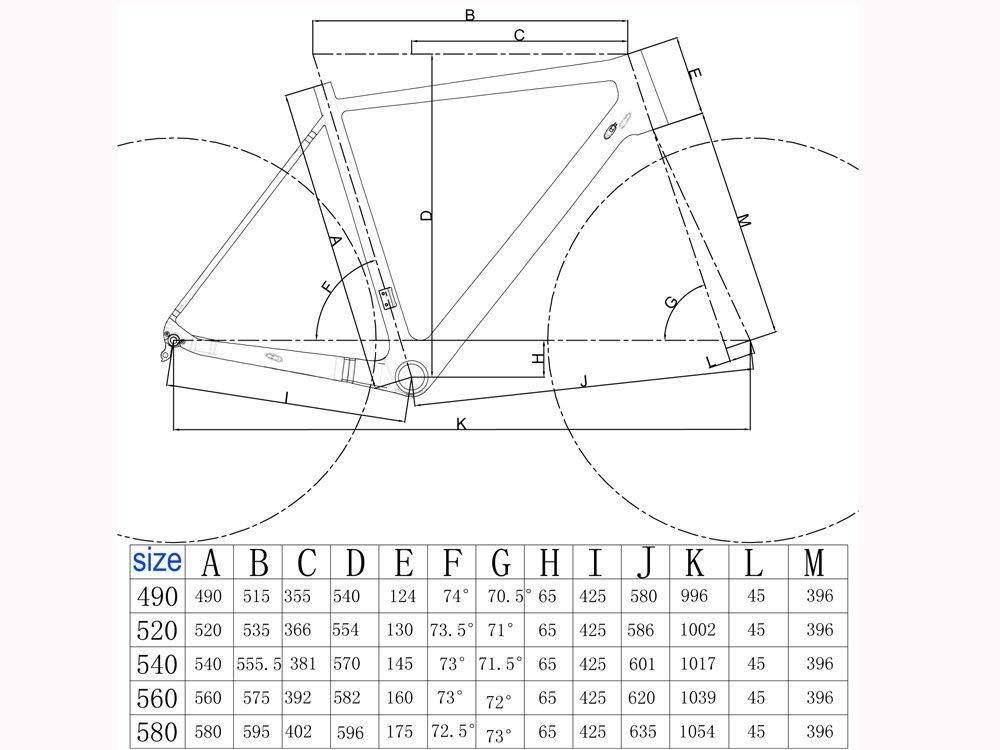 vgocycling Full Carbon Toray Matt Cyclocross Bike Frameset Disc Brake BB30 Frame 52cm 12 142mm Thru Axle + Bicycle Fork 15 100mm Thru Axle 81IpenlkGnL._SL1440_