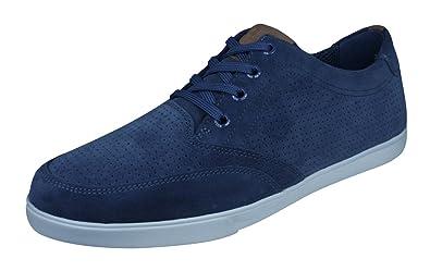   Geox Mens Sneakers U Walee B Casual Suede Shoes