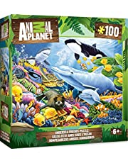 MasterPieces Animal Planet Desert Friends - 100 Piece Kids Puzzle