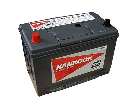 096 Titanium Sealed Car Battery 72Ah - 4 Year Warranty